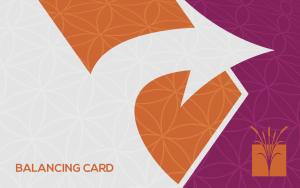 Balancing Card